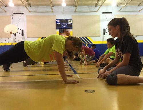 Butte Creek Elementary celebrates diversity, fitness, academics and good behavior
