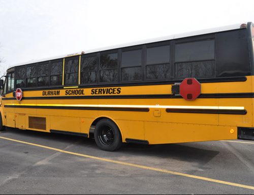 Newer School Buses To Roll Out Next Fall