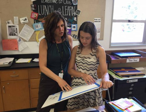 Silverton Middle School art program soars