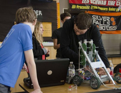 SFSD Celebrates Science, Technology Engineering and Math in a big way