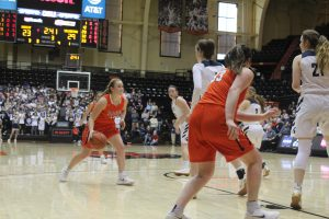 Senior Maggie Roth Goes on Offense