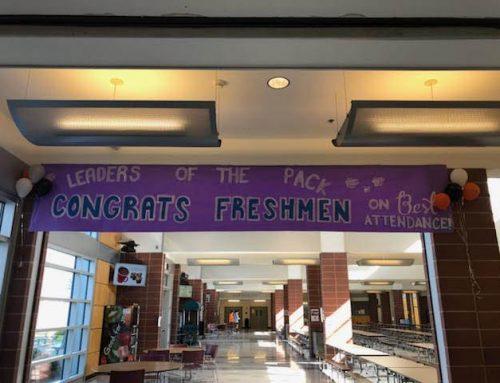 SHS Freshman Class Shines