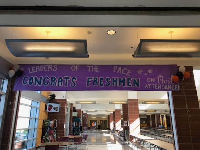 SHS Freshman Class Banner