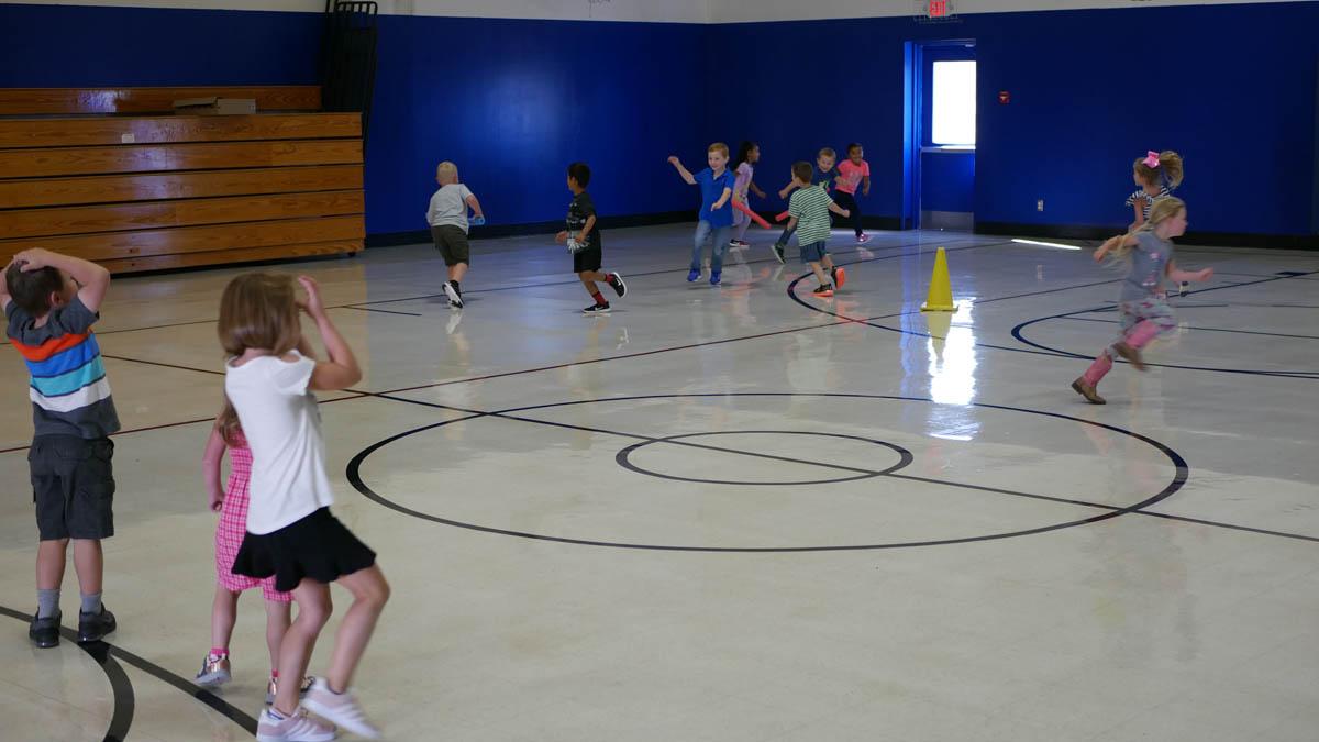Victor Point Kindergarten PE